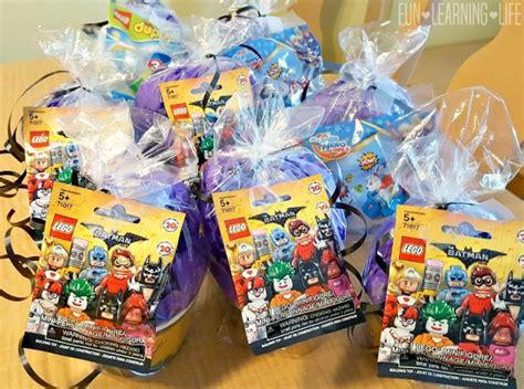 Goodie Bag Paper Bag Batman lego batman supplies and goody bag idea