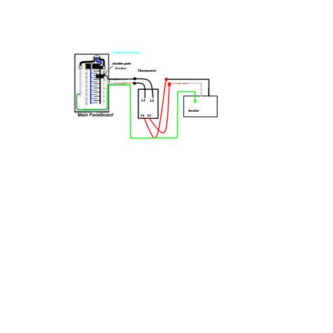 wiring a pole thermostat honeywell a free