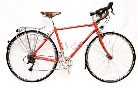 Used Bike Sale Section by Spa Cycles Steel Tourer 163 985 00 Bikes Touring Audax Sportive Spa Cycles