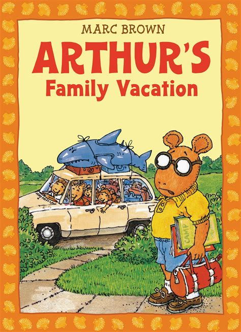 arthur s arthur s family vacation brown books for
