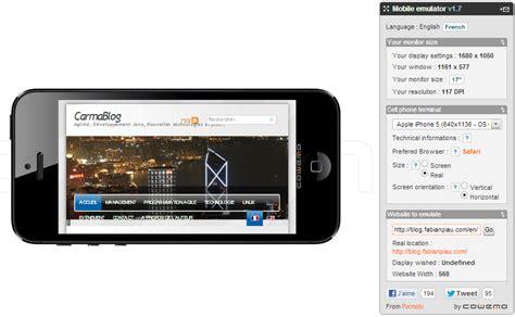 wordpress themes mobile version a mobile version of your wordpress blog carmablog