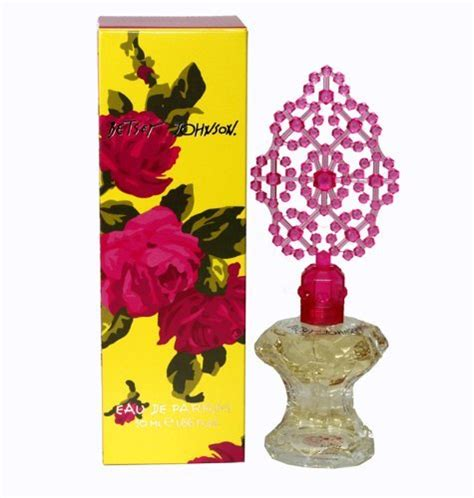 Betsey Johnson Edp 100ml For Original Parfum 24 most wanted betsey johnson eau de parfums