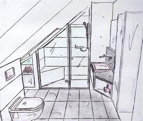 Badewanne Sitz by Best 25 Attic Shower Ideas On Attic Attic