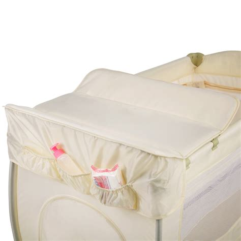 travel bed for baby new portable child baby travel cot bed playpen with