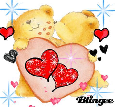 imagenes de amor y amistad movibles ositos enamorados fotograf 237 a 115562844 blingee com