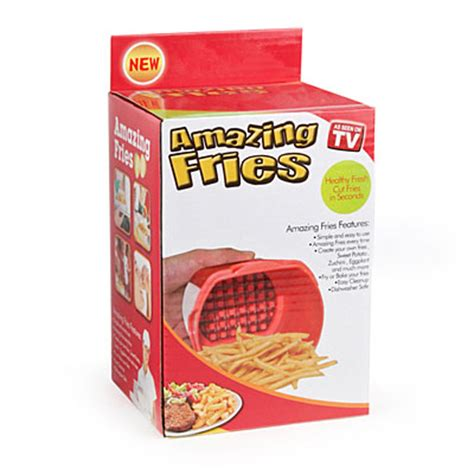 Fries As Seen On Tv as seen on tv 174 amazing fries chopper big lots