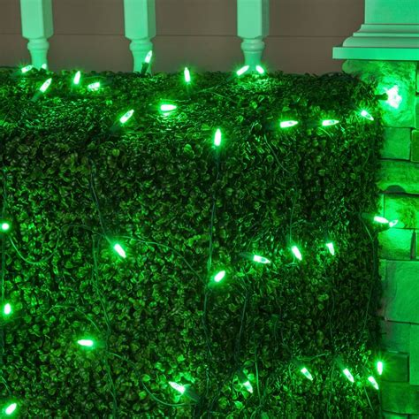 outdoor lights for bushes 17 best images about green lights on green led