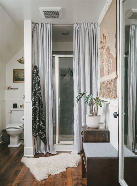 double door curtains best 25 eclectic shower curtains ideas on pinterest