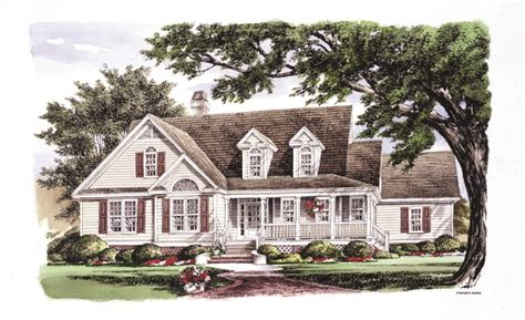 donald gardner house plans the cornell country cottage house plan 1348