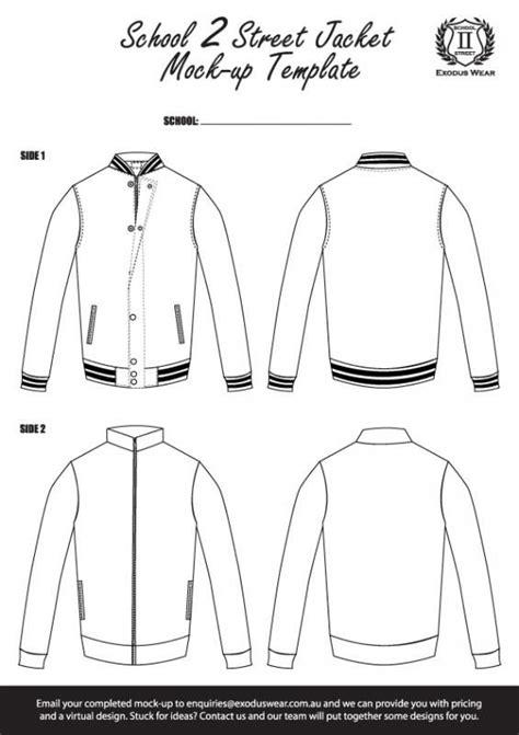 design jaket baseball 17 best images about design templates on pinterest