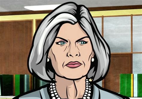 Malory Archer | posts arch ready