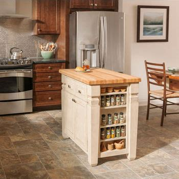 jeffrey kitchen islands jeffrey loft kitchen island with maple edge grain butcher block top