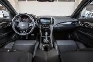 Cadillac Ats Interior Dimensions 2016 Cadillac Ats V Test Photo Gallery Motor Trend