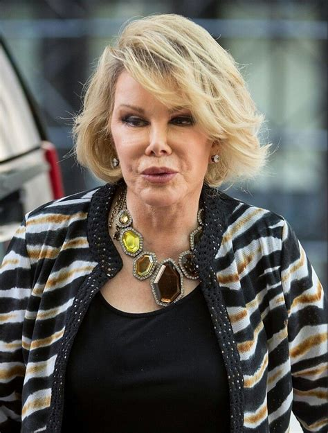 joan rivers hairstyle 2014 609 best joan rivers images on pinterest joan rivers