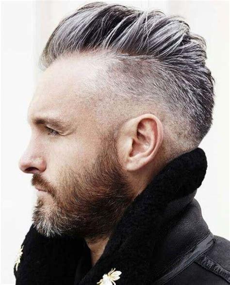receding hairline plus gray hair kadınların bayıldığı erkek sakal modelleri