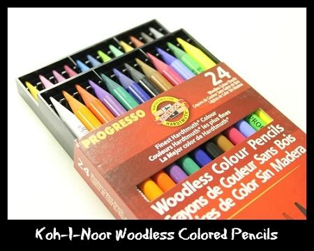 woodless colored pencils koh i noor woodless colored pencils