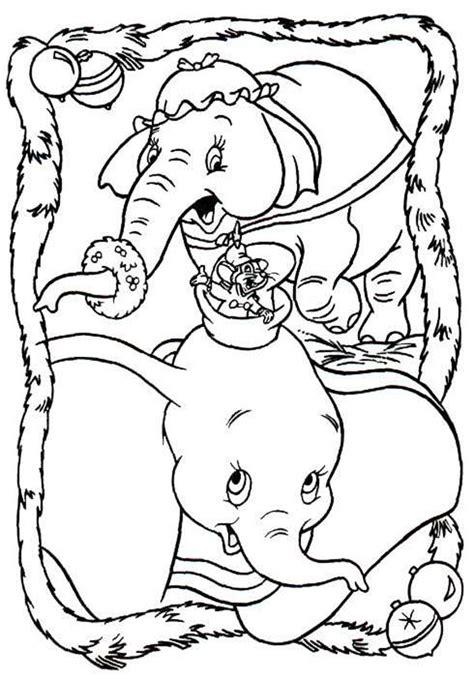 imagenes de leones en navidad dibujos de navidad para colorear de disney