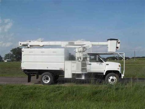 1997 gmc c7500 gmc c7500 1997 boom trucks