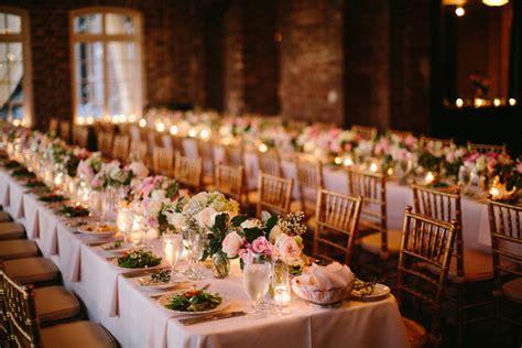 small wedding dinner ideas becky and s historic south carolina rice mill wedding