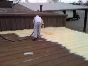 commercial roof insulation new amp existing buildings foam guard insulation