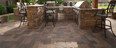 patio paver contractors patio paver contractors baron landscaping 187 cleveland