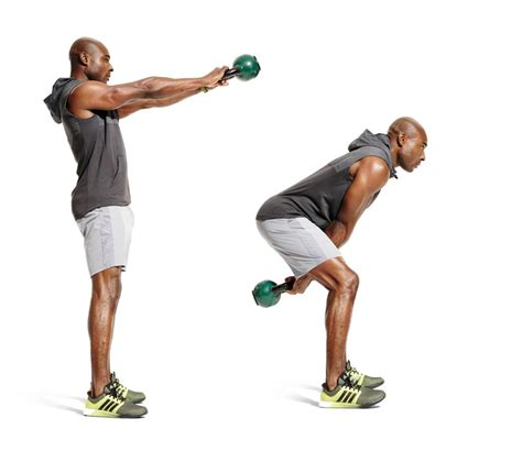 kettlebell squat swing soccer strength 9 exercises that will help you add power