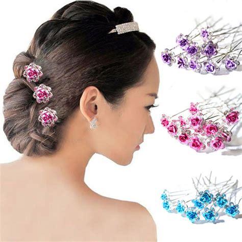 Wedding Hair Accessories Flower by Bridal Flower Hair Accessories Www Imgkid The