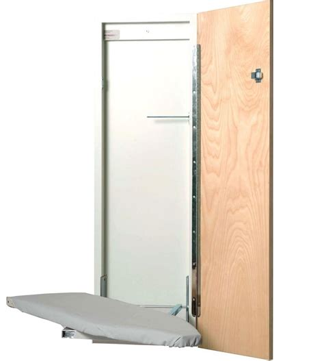 wall mounted ironing board cabinet wall mounted ironing board in ironing boards