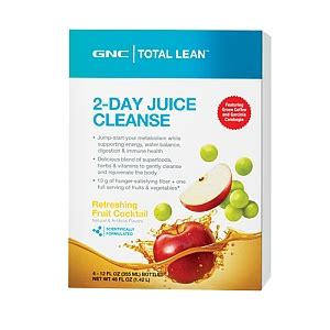 Best Detox Program Reviews by Gnc 2 Day Cleanse Dietsupplement Guide
