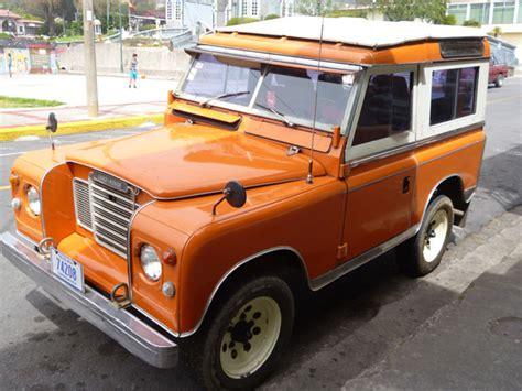 land rover orange orange land rover free stock photo domain pictures