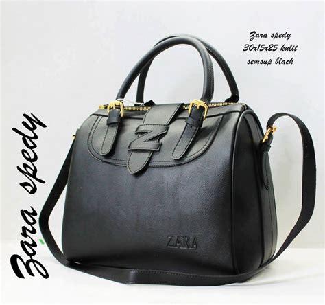 Tas Zara Speddy tas branded zara spedy harga murah hitam