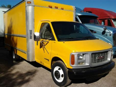 auto body repair training 2002 gmc savana 3500 free book repair manuals purchase used 2002 gmc savana 3500 base cutaway van 2 door 5 7l in laredo texas united states