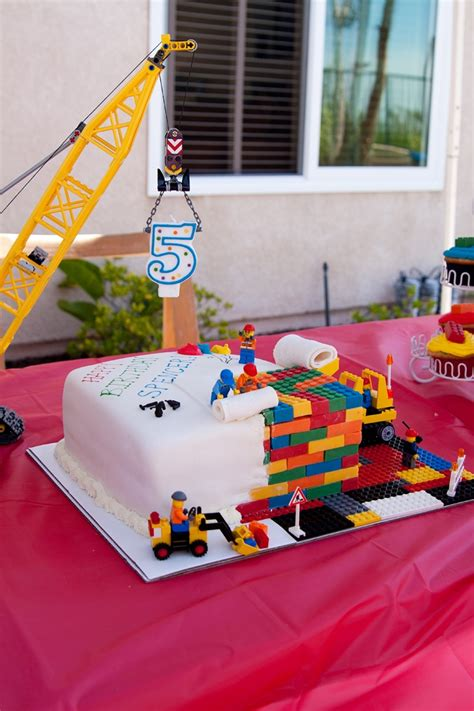 Silly Happy Sweet  Ee  Lego Birthday Party Ideas Ee