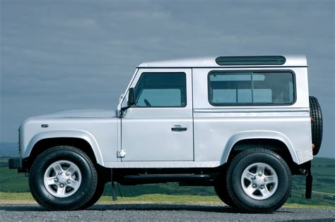 Defender Jeep Ground Clearance Wrangler Vs Landrover Defender Jeep