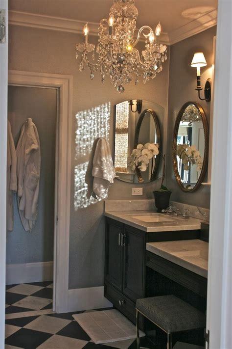 12 best ideas of bathroom chandelier