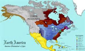 map of america 1750 map 1750 america map of america 1750