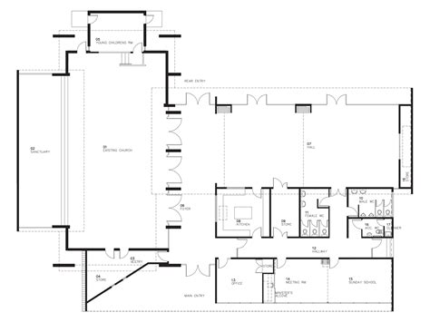 Church Floor Plan Designs Joy Studio Design Gallery Modern Church Floor Plans Designs