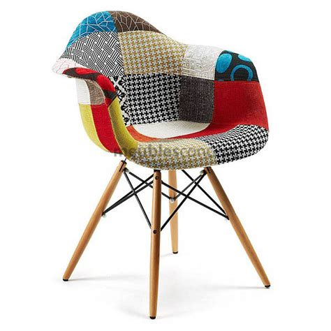 Patchwork Style - chaise patchwork xl style meubles design