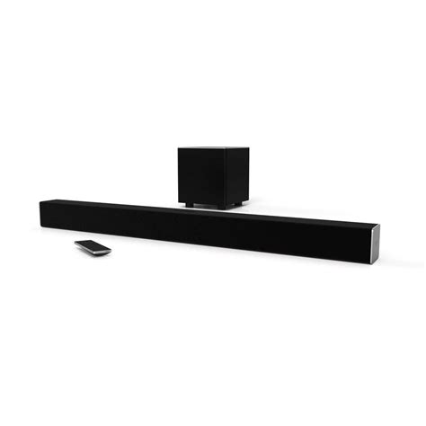 visio sound vizio 38 in smartcast 2 1 sound bar with wireless