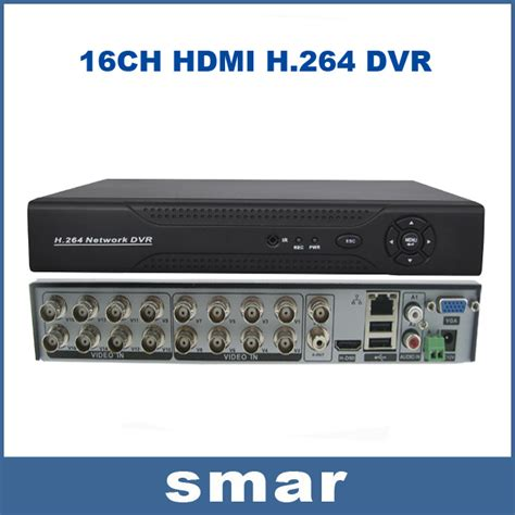 Sale Perekam Cctv Tribrid H 264 16 Channel D6216ahd 16 channel dvr h 264 standalone cctv dvr recorder p2p cloud access 1ch audio input mobile phone