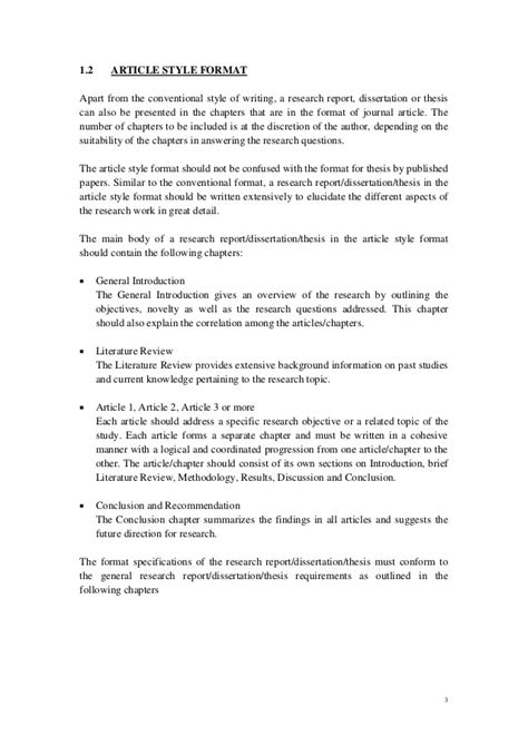 dissertation preparation guidelines for thesis preparation 3