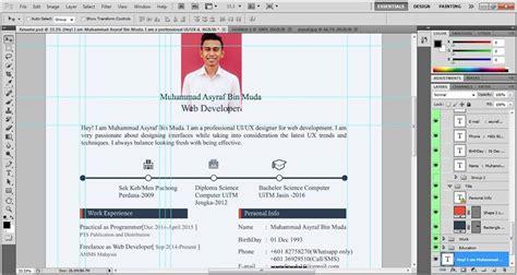format photoshop adalah perkongsian resume menjadi viral era