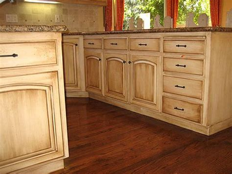 Kitchen Cabinet Finishing 1000 Images About Faux Finish Oak Cabinets On