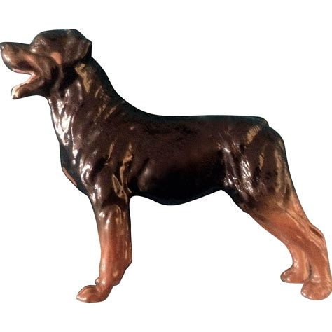 rottweiler items royal doulton rottweiler figurine discontinued da 99 from gumgumfuninthesun on