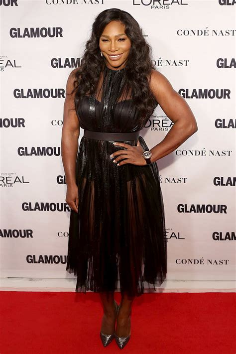 hair o the dog black tie party serena williams best red carpet looks see photos lookbook