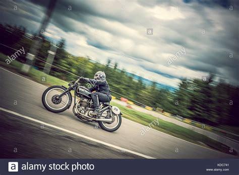 Motorrad Oldtimer Rennen Frankreich by Motorcycle Oldtimer Stockfotos Motorcycle Oldtimer