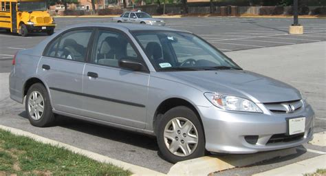 Honda Civic 05 Coupe Plik 2004 05 Honda Civic Sedan Jpg Wolna