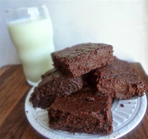 Original Melt Brownie the cooking decadent brownies