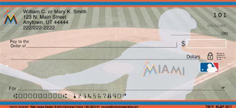 Background Check Miami Miami Marlins Mlb 174 Personal Checks