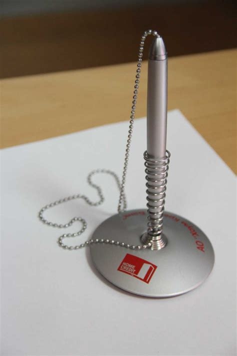 desk pens with chains desk pen bead chain ballpoint pens with